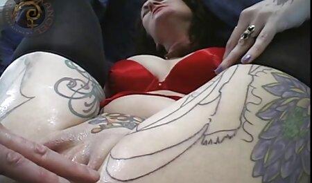 Brazzers, آسیایی, کیر بزرگ داستانهای مصور پورن در بستر او